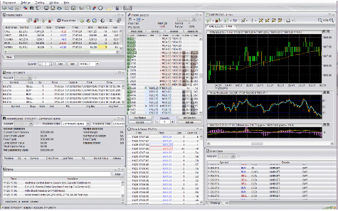 discount futures and options desktop trading platform for Mac and PC